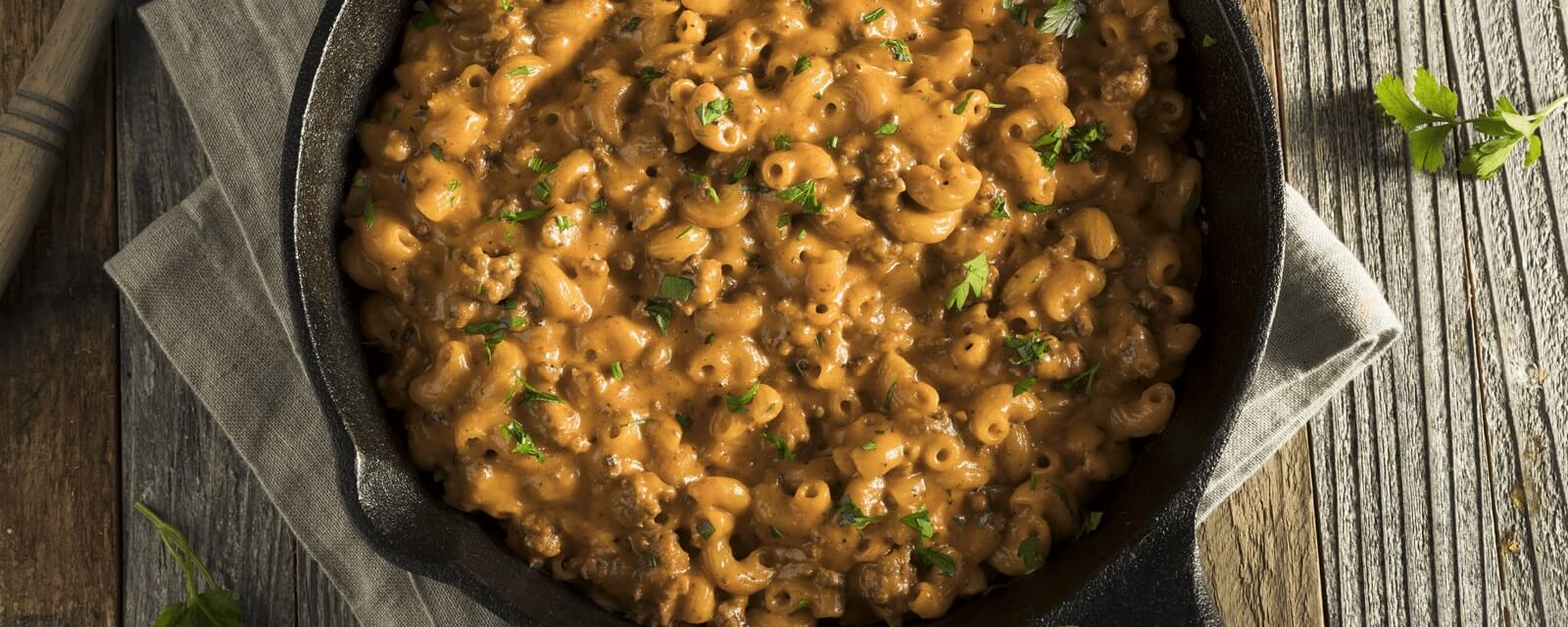 BEAR SAUSAGE MAC & CHEESE